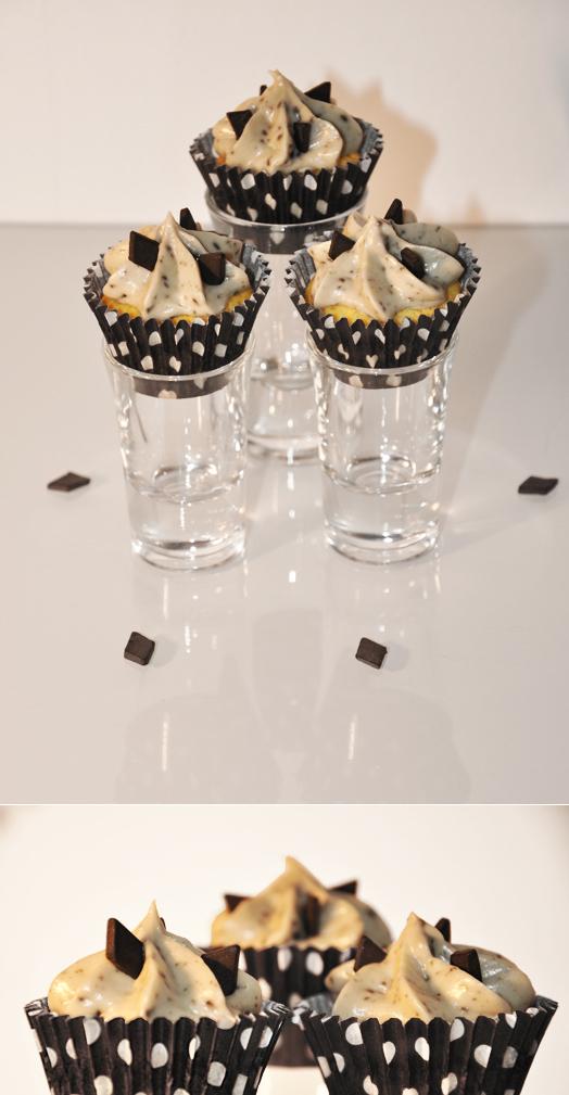 Cupcakesshotsalla